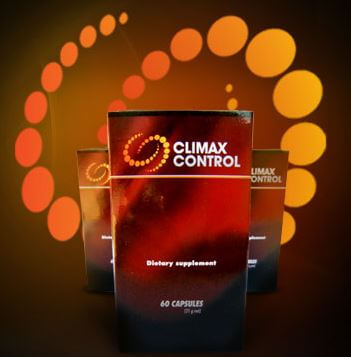 climax control cena
