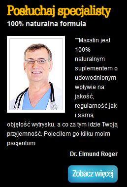 maxatin opinie lekarzy