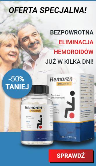Hemoren ProComfort Opinie, Skład, Forum, Cena, Gdzie Kupić, Producent, Apteka